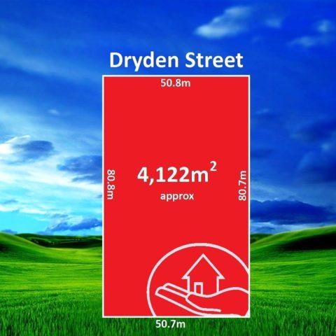 17 Dryden Street Carslruhe